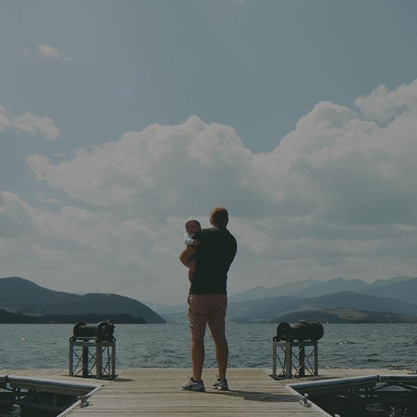 Ser pai é uma viagem